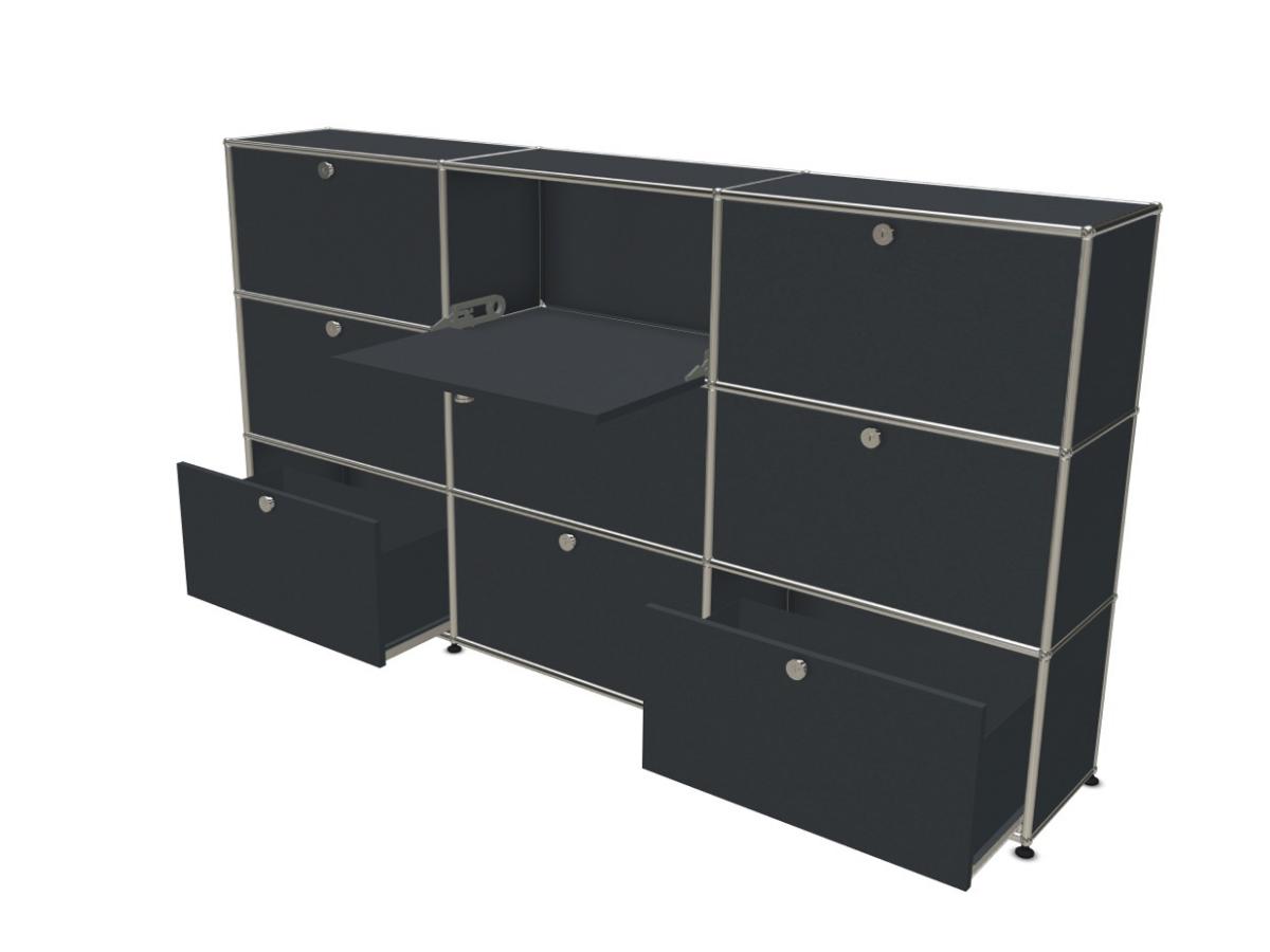 Rangement Usm 9 Cases Adopte Un Bureau
