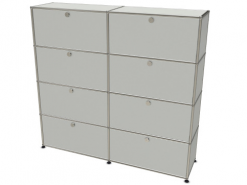 usm meuble occasion rangement mobilier pratique indemodable intemporel elegant gris