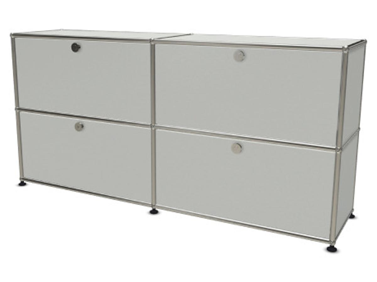 usm meuble occasion rangement mobilier pratique indemodable intemporel elegant gris - Mobilier ...