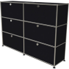 usm meuble rangement mobilier pratique indemodable intemporel elegant noir