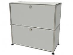 usm mobilier rangement cases gris occasion
