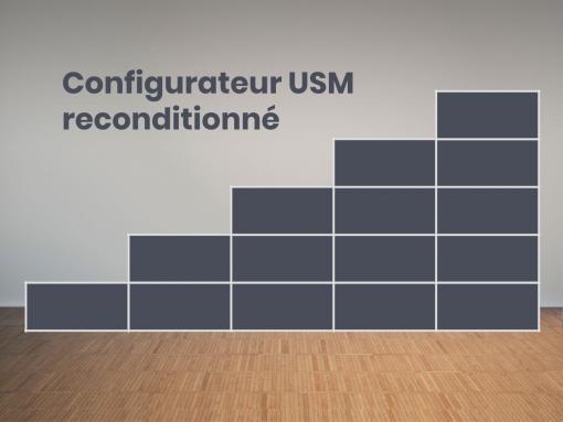 USM reconditionné
