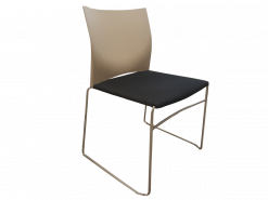 Chaise de reunion tissus