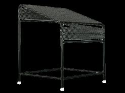 Smarin chaise ergonomique noire