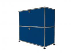 usm 2 cases bleu